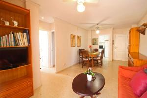 Holiday Apartment Penyasol, Апартаменты  Кальпе - big - 16