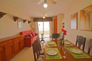 Holiday Apartment Penyasol, Апартаменты  Кальпе - big - 17