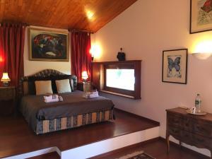 Romantic Villa near Monaco, Ville  Roquebrune-Cap-Martin - big - 20
