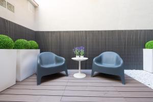 Loft with Terrace - Groud Floor