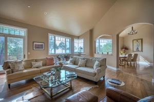 Pacific's Edge Sanctuary - Five Bedroom Home - 3707, Dovolenkové domy  Carmel - big - 19