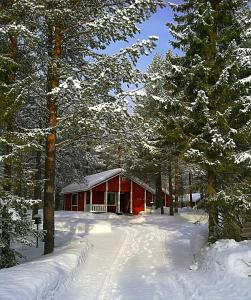 Holiday Resort Seita, Üdülőtelepek  Äkäslompolo - big - 4