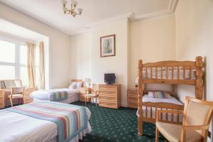 Luccombe Hall Hotel, Hotels  Shanklin - big - 37