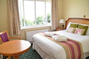 Luccombe Hall Hotel, Hotels  Shanklin - big - 50