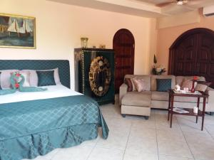 Villa Pelicano, Bed and breakfasts  Las Tablas - big - 43