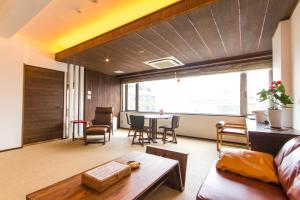 Hotel Umine, Hotely  Beppu - big - 45