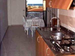 Aquamarine Residence, Apartmanhotelek  Davoli - big - 5