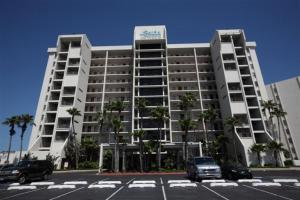 Saida Towers Unit 3505, Ferienwohnungen  South Padre Island - big - 10