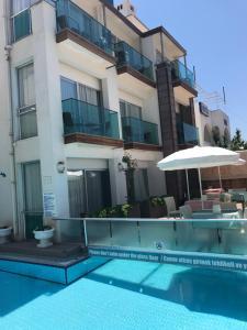 Marin-A Hotel, Hotely  Turgutreis - big - 97