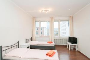 City-Appartements Nordkanalstraße, Apartmány  Hamburg - big - 73