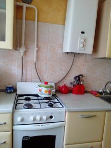 Apartment Bolshaya Krasnaya, Appartamenti  Kazan' - big - 35