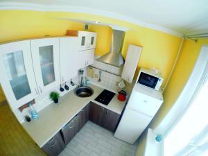Apartment on Sivashskaya 4к3, Ferienwohnungen  Moskau - big - 10