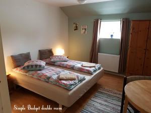 Seng og Kaffe B&B, Отели типа «постель и завтрак»  Fårvang - big - 9