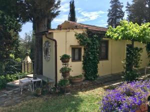 Fattoria Settemerli, Фермерские дома  Флоренция - big - 34