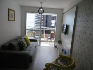 My Way - The best, Nascente, Frente Mar, Апартаменты  Форталеза - big - 9