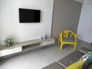 My Way - The best, Nascente, Frente Mar, Апартаменты  Форталеза - big - 10