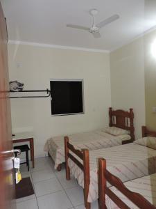 Habitación Triple Económica con ventilador