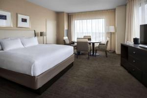 Habitación Deluxe con cama extragrande y vistas