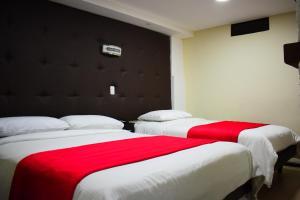Hotel Imperial, Hotel  Ambato - big - 6