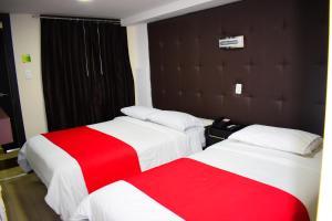 Hotel Imperial, Hotel  Ambato - big - 7