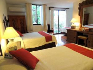 Hotel Meson del Marques, Hotels  Valladolid - big - 10