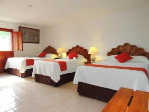 Hotel Meson del Marques, Hotels  Valladolid - big - 7