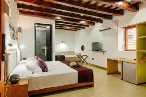 Hotel Boutique Casa Carolina, Hotels  Santa Marta - big - 20