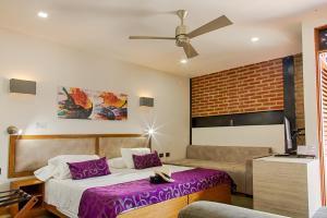 Hotel Boutique Casa Carolina, Hotels  Santa Marta - big - 28