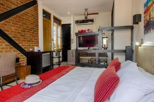Hotel Boutique Casa Carolina, Hotels  Santa Marta - big - 35