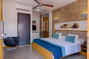 Hotel Boutique Casa Carolina, Hotels  Santa Marta - big - 53
