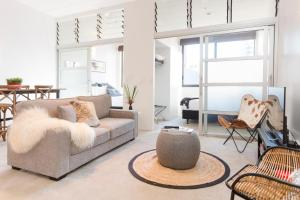 Auckland Central Stylish Two Bedroom Apartment