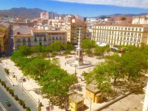 Ahro Suites, Apartmanok  Málaga - big - 96