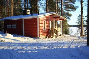 Ollilan Lomamajat, Holiday homes  Kuusamo - big - 143