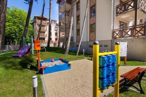 Mielno Apartments Rezydencja Park, Appartamenti  Mielno - big - 77