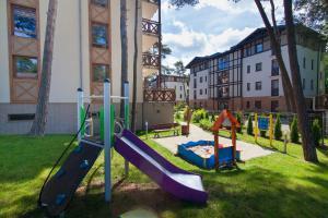 Mielno Apartments Rezydencja Park, Appartamenti  Mielno - big - 76