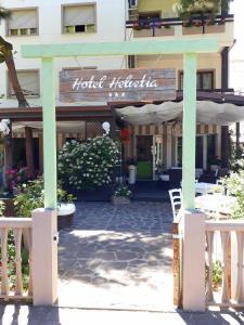 Hotel Helvetia, Hotels  Milano Marittima - big - 36