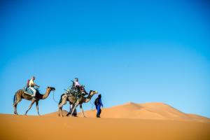 Kasbah Dar Daif, Bed and breakfasts  Ouarzazate - big - 156
