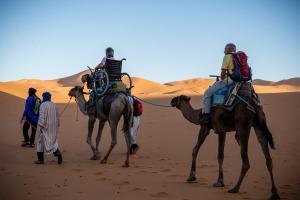 Kasbah Dar Daif, Bed and breakfasts  Ouarzazate - big - 157