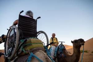 Kasbah Dar Daif, Bed and breakfasts  Ouarzazate - big - 158