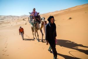 Kasbah Dar Daif, Bed and breakfasts  Ouarzazate - big - 159