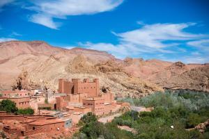 Kasbah Dar Daif, Bed and breakfasts  Ouarzazate - big - 148