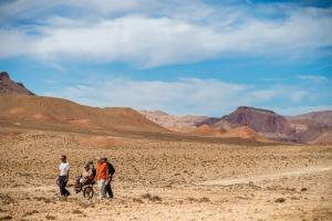 Kasbah Dar Daif, Bed and breakfasts  Ouarzazate - big - 150