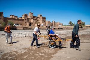 Kasbah Dar Daif, Bed and breakfasts  Ouarzazate - big - 151