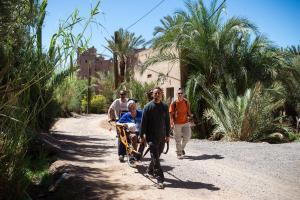 Kasbah Dar Daif, Bed and breakfasts  Ouarzazate - big - 152