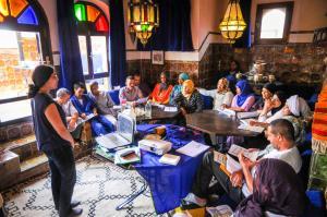 Kasbah Dar Daif, Bed and breakfasts  Ouarzazate - big - 133
