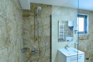 LuxApart Monte, Appartamenti  Bar - big - 12