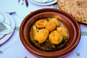 Kasbah Dar Daif, Bed and breakfasts  Ouarzazate - big - 68