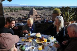 Kasbah Dar Daif, Bed and breakfasts  Ouarzazate - big - 78
