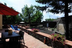A Casa Do Monucu, Holiday homes  Fornazzo - big - 23