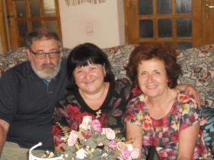 Nitsa Guest House, Penzióny  Gori - big - 40